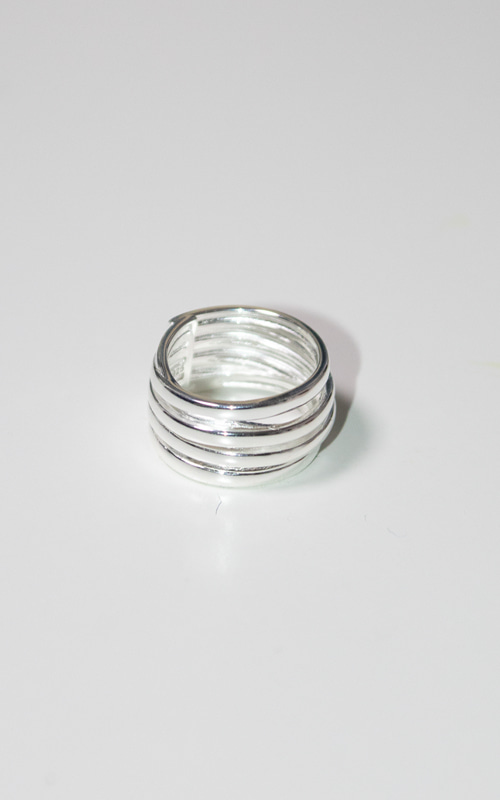 [SILVER 925] Silver Layered Ring
