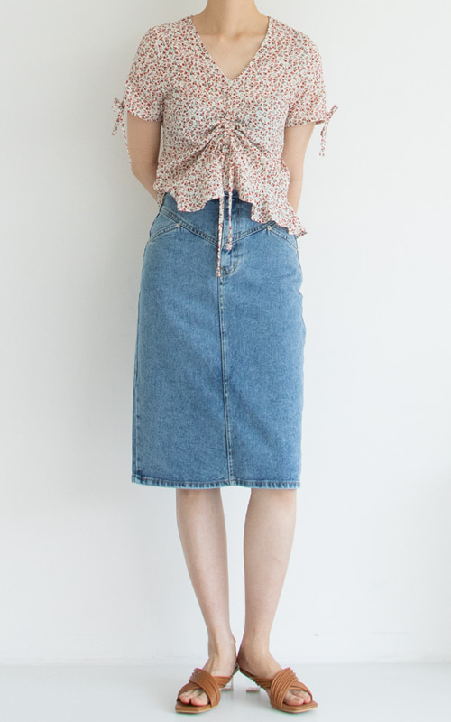 Marant Denim Skirt
