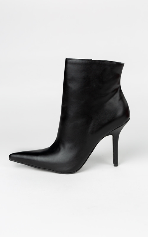 Perfect Shape Ankle Boots_Black